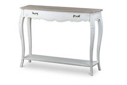 Baxton Studio Bourbonnais Wood Traditional French Console Table Baxton StudioBourbonnais Wood Traditional French Console Table, FurnitureLiving Room Furniture
