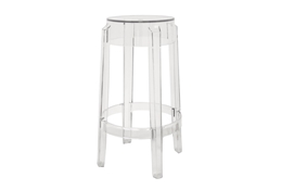 Ghost Stool - Bettino Clear Acrylic Counter Height Stool