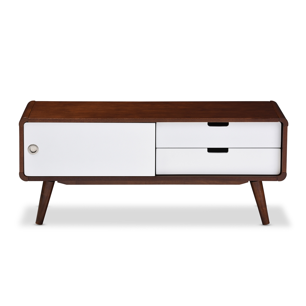 stands acorn walker tv mid company century edison console p furniture modern wood in cabinet