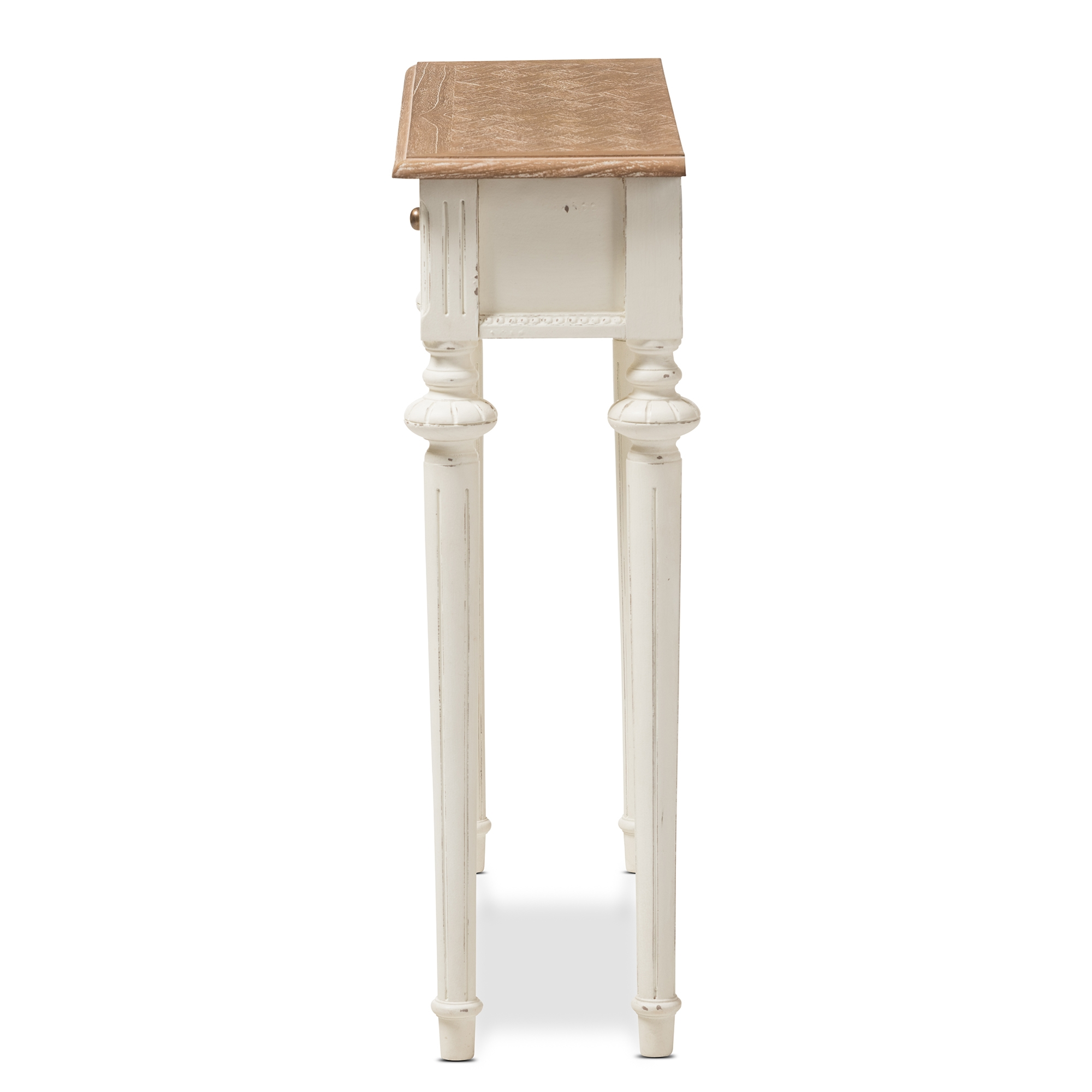 distressed white washed furniture. Baxton Studio Marquetterie French Provincial Style Weathered Oak And White Wash Distressed Finish Wood Two- Washed Furniture F