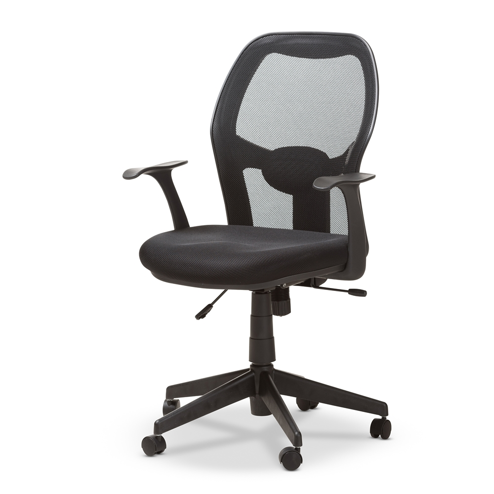 chairs computer brown chair big full ergonomic with size seating good desk seat best leather of mesh small office