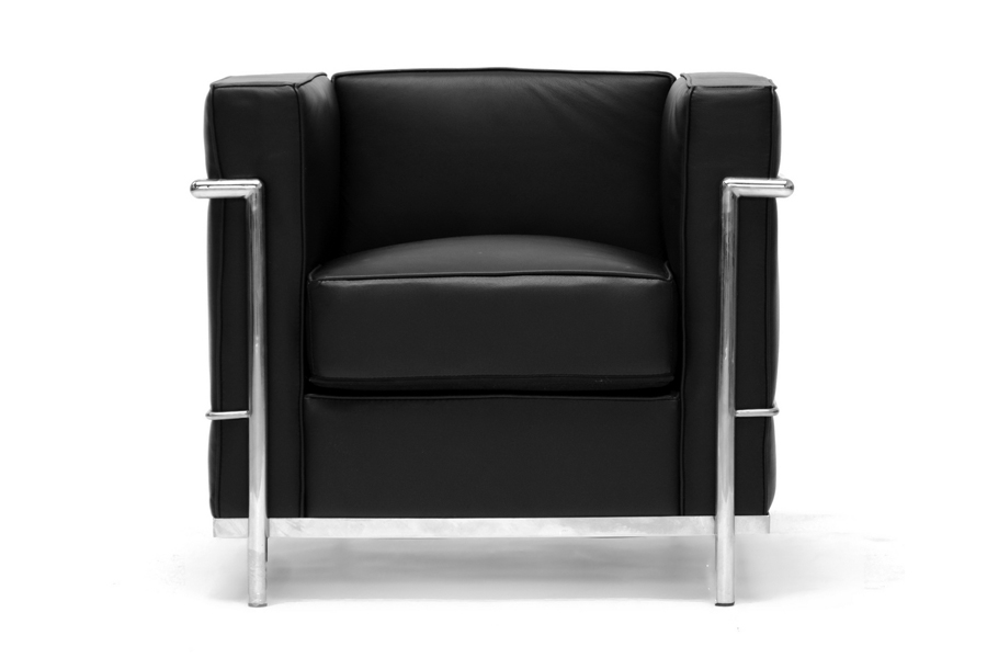 Le Corbusier Petite Chair in Black
