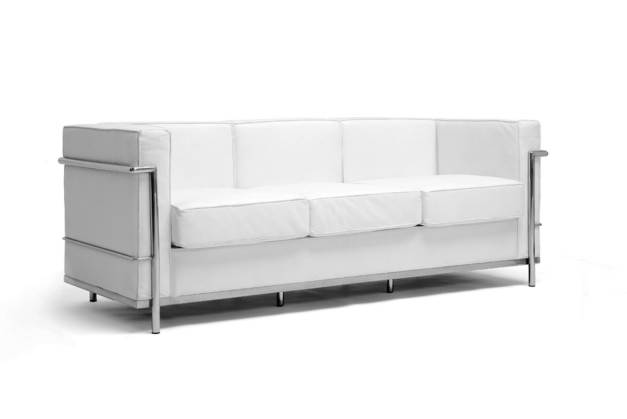 ... Le Corbusier Petite Sofa In White ...
