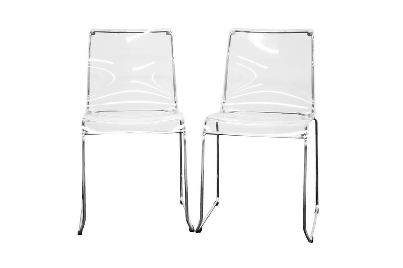 Lino Transparent Clear Acrylic Dining Chair (Set of 2) Lino Transparent Clear Acrylic Dining Chair (Set of 2), IECC-53-Clear, compare Lino Transparent Clear Acrylic Dining Chair (Set of 2), best price on Lino Transparent Clear Acrylic Dining Chair (Set of 2), discount , cheap Lino Transparent Clear Acrylic Dining Chair (Set of 2)