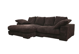 PANOS Dual Configuration Fabric Sectional Panos Brown Fabric Sectional Sofa with Pillows, IETD8312-HE03-050, compare Panos Brown Fabric Sectional Sofa with Pillows, best price on Panos Brown Fabric Sectional Sofa with Pillows, discount Panos Brown Fabric Sectional Sofa with Pillows, cheap Panos Brown Fabric Sectional Sofa with Pillows