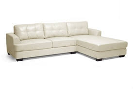 Baxton Studio Dobson Cream Leather Modern Sectional Sofa Baxton Studio Dobson Cream Leather Modern Sectional Sofa, IEIDS070LT-SEC RFC Cream, compare Baxton Studio Dobson Cream Leather Modern Sectional Sofa, best price on Baxton Studio Dobson Cream Leather Modern Sectional Sofa, discount Baxton Studio Dobson Cream Leather Modern Sectional Sofa, cheapBaxton Studio Dobson Cream Leather Modern Sectional Sofa