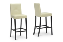 Baxton Studio Curtis Cream Modern Bar Stool (Set of 2) Baxton Studio Curtis Cream Modern Bar Stool (Set of 2), IDAC-012-BS-CREAM (2) compare Baxton Studio Curtis Cream Modern Bar Stool (Set of 2), best price on  Baxton Studio Curtis Cream Modern Bar Stool (Set of 2), discount Baxton Studio Curtis Cream Modern Bar Stool (Set of 2), cheap Baxton Studio Curtis Cream Modern Bar Stool (Set of 2)