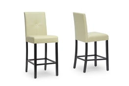 Baxton Studio Curtis Cream Modern Counter Stool (Set of 2) Baxton Studio Curtis Cream Modern Counter Stool (Set of 2), IDAC-012-PC-CREAM (2) compare Baxton Studio Curtis Cream Modern Counter Stool (Set of 2), best price on  Baxton Studio Curtis Cream Modern Counter Stool (Set of 2), discount Baxton Studio Curtis Cream Modern Counter Stool (Set of 2), cheap Baxton Studio Curtis Cream Modern Counter Stool (Set of 2)