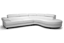 Baxton Studio Adelaide White Leather Modern Sectional Sofa (Right Facing Chaise) Baxton Studio Adelaide White Leather Modern Sectional Sofa (Right Facing Chaise),IEIDS082LT Plain White RFC,compare Baxton Studio Adelaide White Leather Modern Sectional Sofa (Right Facing Chaise),best price on Baxton Studio Adelaide White Leather Modern Sectional Sofa (Right Facing Chaise),discount Baxton Studio Adelaide White Leather Modern Sectional Sofa (Right Facing Chaise),cheap Baxton Studio Adelaide White Leather Modern Sectional Sofa (Right Facing Chaise)