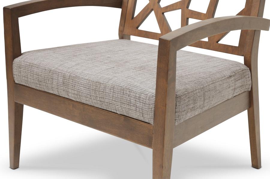 baxton studio jennifer modern lounge chair with grey fabric seat iejennifer lounge chair 109 baxton studio lounge chair