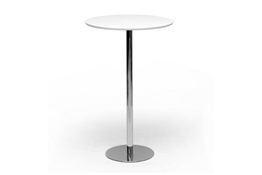 Baxton Studio Cordova White Plastic and Chrome Modern Bar Table Baxton Studio Cordova White Plastic and Chrome Modern Bar Table, IEBT-411-White bar table, compare Baxton Studio Cordova White Plastic and Chrome Modern Bar Table, best price on Baxton Studio Cordova White Plastic and Chrome Modern Bar Table, discount Baxton Studio Cordova White Plastic and Chrome Modern Bar Table, cheap Baxton Studio Cordova White Plastic and Chrome Modern Bar Table