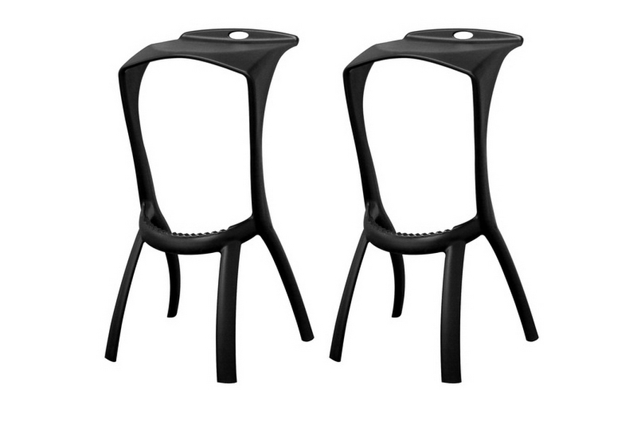Zinley Black Molded Plastic Modern Bar Stool (Set of 2) Zinley Black Molded Plastic Modern Bar Stool (Set of 2), IEBS-207-Black (2)compare Zinley Black Molded Plastic Modern Bar Stool (Set of 2), best price onZinley Black Molded Plastic Modern Bar Stool (Set of 2), discount , cheap Zinley Black Molded Plastic Modern Bar Stool (Set of 2)