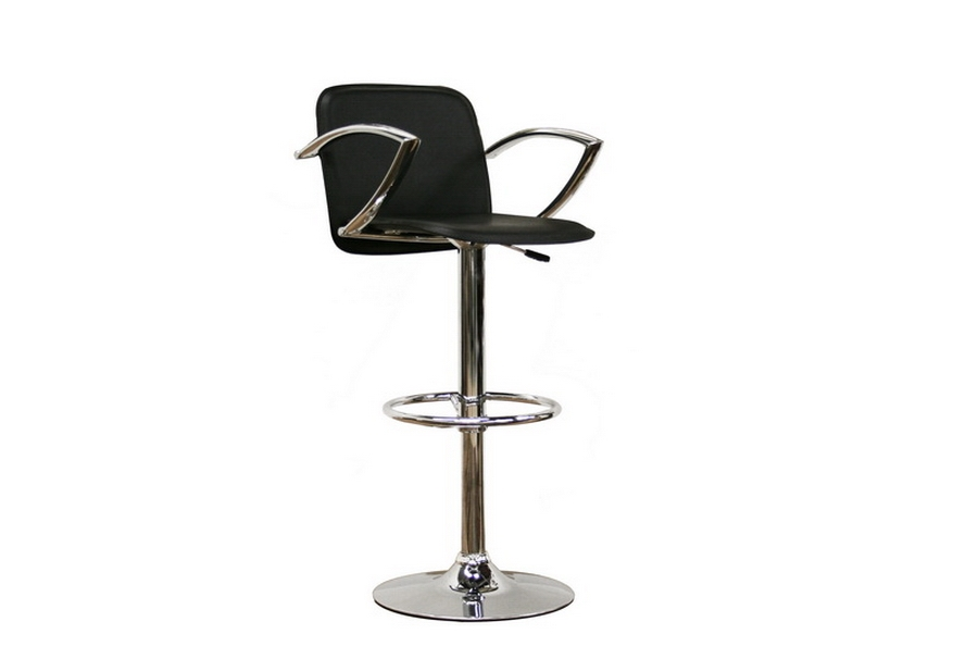 Carmen Black Faux Leather Bar Stool Carmen Black Faux Leather Bar Stool, IEM-90019-Black, compare Carmen Black Faux Leather Bar Stool, best price on Carmen Black Faux Leather Bar Stool, discount Carmen Black Faux Leather Bar Stool, cheap Carmen Black Faux Leather Bar Stool