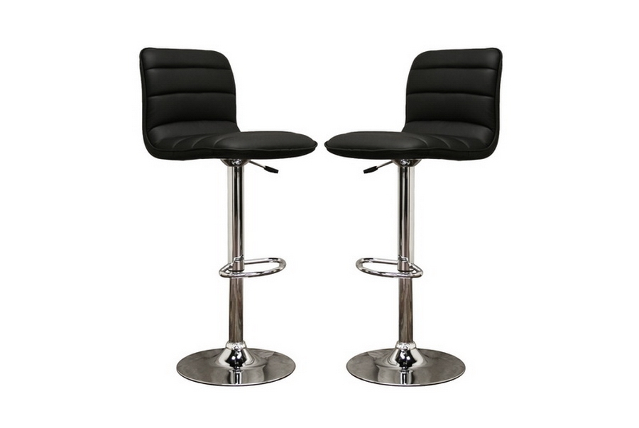 Lyris Black Faux Leather Modern Bar Stool (Set of 2) Lyris Black Faux Leather Modern Bar Stool (Set of 2), IEM-90074-Black Set of 2, compare Lyris Black Faux Leather Modern Bar Stool (Set of 2), best price on Lyris Black Faux Leather Modern Bar Stool (Set of 2), discount , cheap Lyris Black Faux Leather Modern Bar Stool (Set of 2)