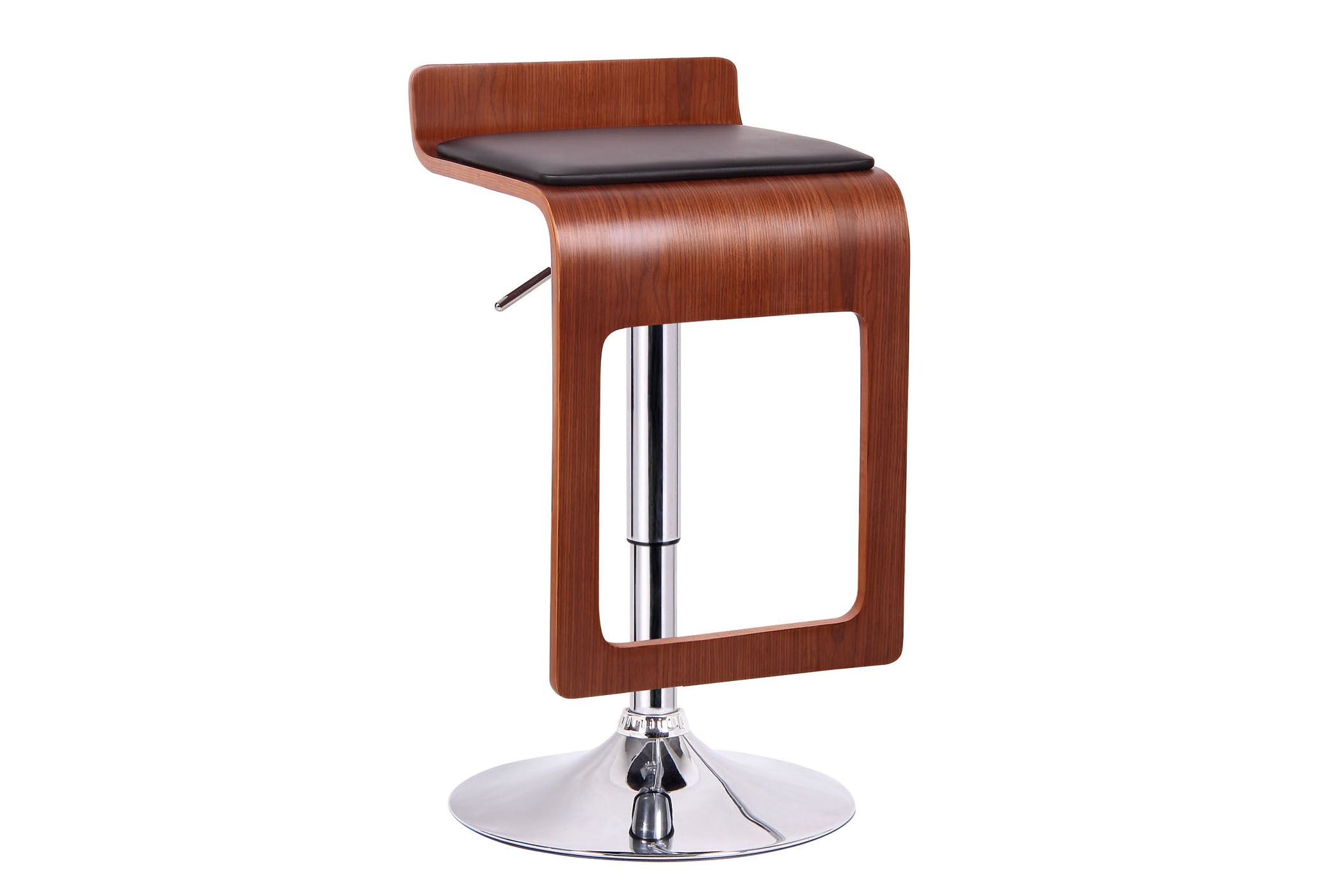 Baxton Studio Murl Walnut and Black Modern Bar Stool Set Of Two Murl Walnut and Black Modern Bar Stool ,IESD-2075-1-walnut/black-PSTL (2),compare Murl Walnut and Black Modern Bar Stool , best price on Murl Walnut and Black Modern Bar Stool ,discount  Murl Walnut and Black Modern Bar Stool ,cheap  Murl Walnut and Black Modern Bar Stool
