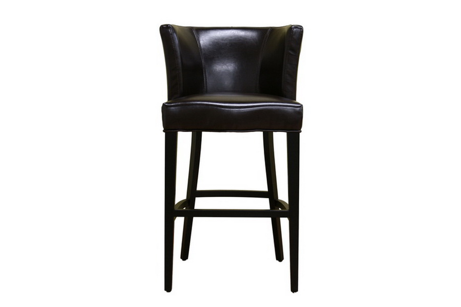 Cleto Dark Brown Full Leather Bar Stool Cleto Dark Brown Full Leather Bar Stool, IEY-770, compare Cleto Dark Brown Full Leather Bar Stool, best price on Cleto Dark Brown Full Leather Bar Stool, discount Cleto Dark Brown Full Leather Bar Stool, cheap Cleto Dark Brown Full Leather Bar Stool