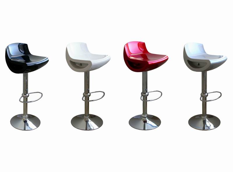 Delta Contemporary Height Adjustable Swivel 30 Bar Stool (set of 2)