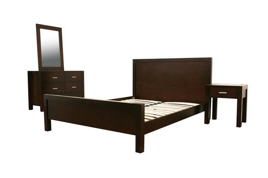 Charlie Dark Brown Wood Queen 4 Piece Modern Bedroom Set Charlie Dark Brown Wood Queen 4 Piece Modern Bedroom Set, IE-Charlie Queen Bed-107, Bed Side Table, Dresser and Mirror, compare Charlie Dark Brown Wood Queen 4 Piece Modern Bedroom Set, best price on Charlie Dark Brown Wood Queen 4 Piece Modern Bedroom Set, discount Charlie Dark Brown Wood Queen 4 Piece Modern Bedroom Set, cheap Charlie Dark Brown Wood Queen 4 Piece Modern Bedroom Set
