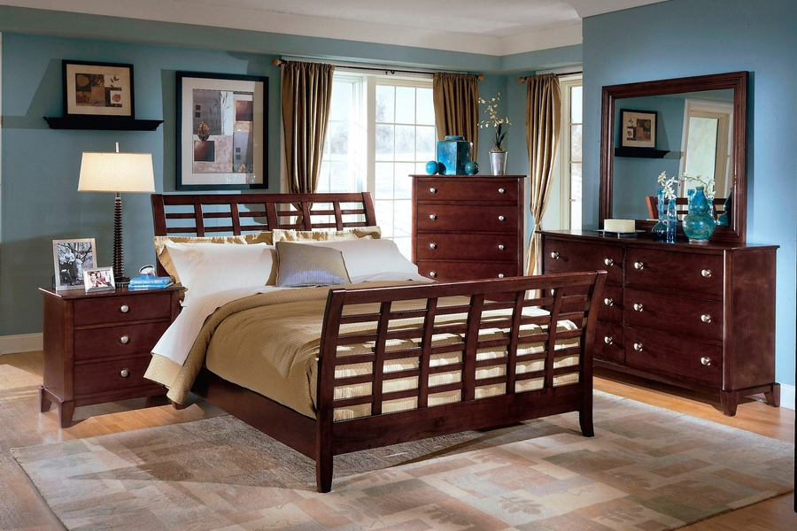 Baxton Studio Barton Brown Queen Size Modern Bedroom Set Barton Brown Queen Size Modern Bedroom Set, IEIDB022-Queen Panel Bed (1), IDB022-DD (1), IDB022-MR (1), IDB022-NS (2), compare Barton Brown Queen Size Modern Bedroom Set, best price on Barton Brown Queen Size Modern Bedroom Set , discount Barton Brown Queen Size Modern Bedroom Set , cheap  Barton Brown Queen Size Modern Bedroom Set