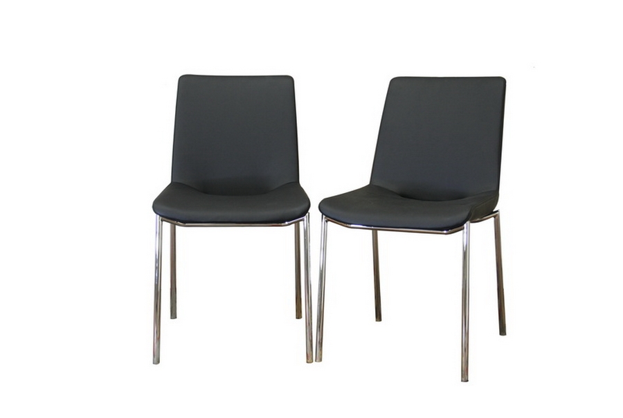 Fletcher Black Leather Modern Dining Chair (Set of 2) Fletcher Black Leather Modern Dining Chair (Set of 2), IEALC-1767 (2)compare Fletcher Black Leather Modern Dining Chair (Set of 2), best price onFletcher Black Leather Modern Dining Chair (Set of 2), discount , cheap Fletcher Black Leather Modern Dining Chair (Set of 2)