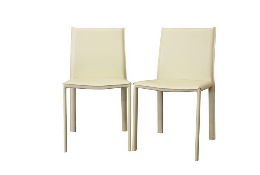 Crawford Ivory Leather Modern Dining Chair (Set of 2) Crawford Ivory Leather Modern Dining Chair (Set of 2), IEALC-1822 Ivory (2)compare Crawford Ivory Leather Modern Dining Chair (Set of 2), best price onCrawford Ivory Leather Modern Dining Chair (Set of 2), discount , cheap Crawford Ivory Leather Modern Dining Chair (Set of 2)
