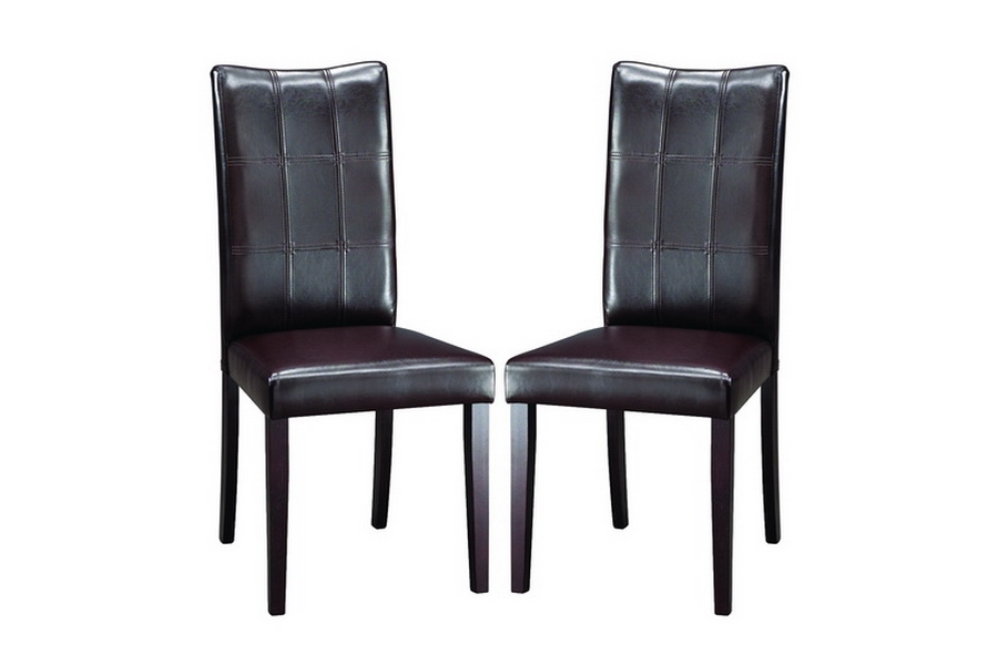 Eden Dark Brown Modern Dining Chair (Set of 2) Eden Dark Brown Modern Dining Chair (Set of 2), IE-Eveleen Dining Chair-107/540, compare Eden Dark Brown Modern Dining Chair (Set of 2), best price on Eden Dark Brown Modern Dining Chair (Set of 2), discount Eden Dark Brown Modern Dining Chair (Set of 2), cheap Eden Dark Brown Modern Dining Chair (Set of 2)