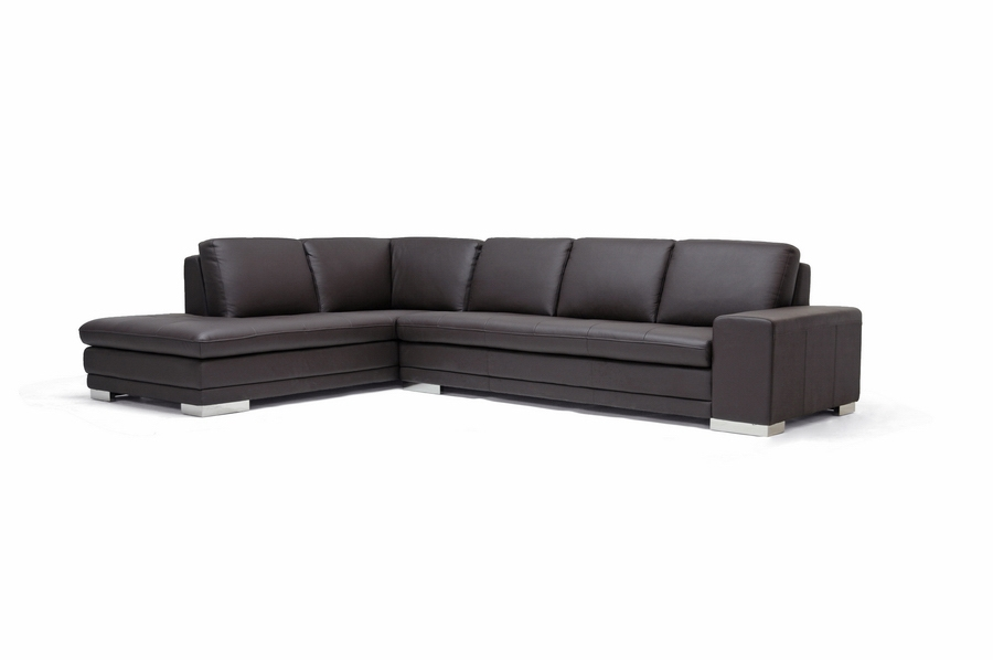 Callidora Dark Brown Leather-Leather Match Sofa Sectional Reverse Callidora Brown Leather Sectional Sofa with Left Facing Chaise, IE766-sofa/lying-M9805-REVERSE, compare Callidora Brown Leather Sectional Sofa with Chaise on the Right, best price on Callidora Brown Leather Sectional Sofa with Chaise on the Right, discount Callidora Brown Leather Sectional Sofa with Chaise on the Right, cheap Callidora Brown Leather Sectional Sofa with Chaise on the Right