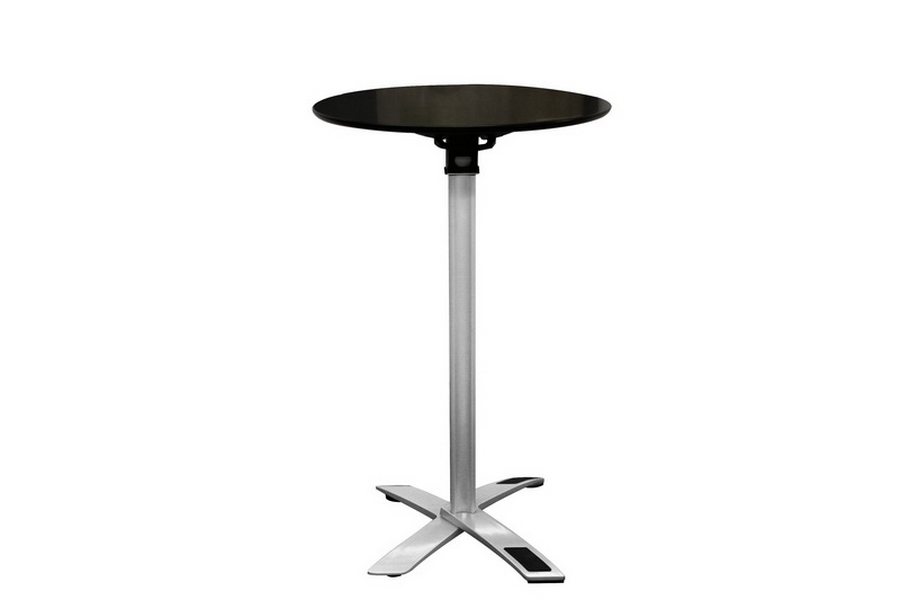 Yang Black / Silver Folding Event Table (Tall Height) Yang Black / Silver Folding Event Table - Tall Height, IEBT-210A, compare Yang Black / Silver Folding Event Table - Tall Height, best price on Yang Black / Silver Folding Event Table - Tall Height, discount Yang Black / Silver Folding Event Table - Tall Height, cheap Yang Black / Silver Folding Event Table - Tall Height