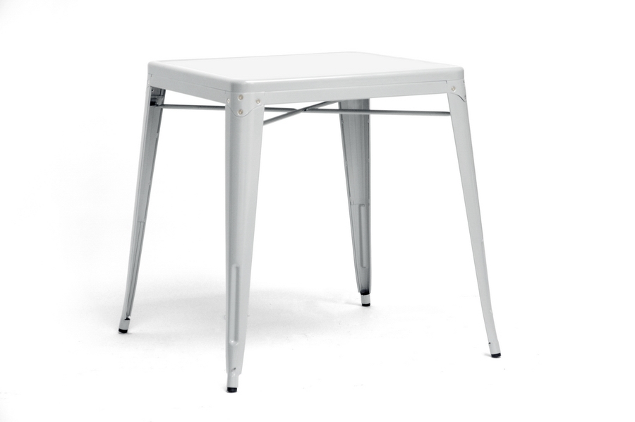 Baxton Studio French Industrial Modern Dining Table in White Baxton Studio French Industrial Modern Dining Table in White, IEM-84420-White-DTcompare Baxton Studio French Industrial Modern Dining Table in White, best price onBaxton Studio French Industrial Modern Dining Table in White, discount Baxton Studio French Industrial Modern Dining Table in White, cheap Baxton Studio French Industrial Modern Dining Table in White
