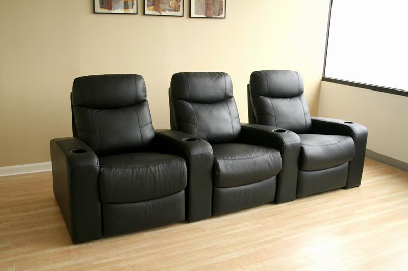 Home Theater Recliner | Cannes Home Theater Recliners | Interior