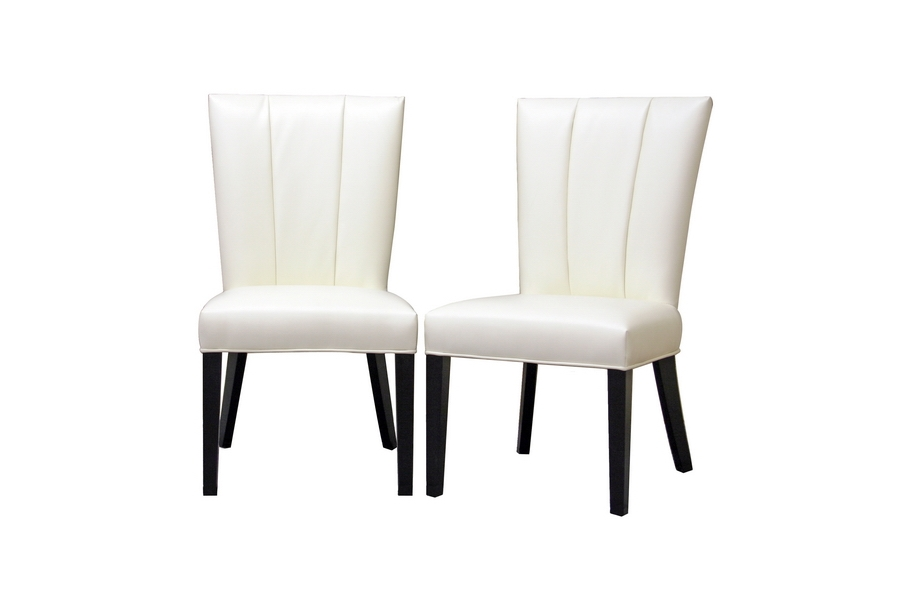 Janvier Off-White Leather Modern Dining Chair (Set of 2) Janvier Off-White Leather Modern Dining Chair (Set of 2), IEY-928-DU8143 (2), compare Janvier Off-White Leather Modern Dining Chair (Set of 2), best price on Janvier Off-White Leather Modern Dining Chair (Set of 2), discount Janvier Off-White Leather Modern Dining Chair (Set of 2), cheap Janvier Off-White Leather Modern Dining Chair (Set of 2)