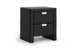 Baxton Studio Frey Black Upholstered Modern Nightstand Baxton Studio Frey Black Upholstered Modern Nightstand, BBT3089-Black-NS compare Baxton Studio Frey Black Upholstered Modern Nightstand, best price on Baxton Studio Frey Black Upholstered Modern Nightstand, discount Baxton Studio Frey Black Upholstered Modern Nightstand, cheap Baxton Studio Frey Black Upholstered Modern Nightstand