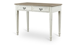 Baxton Studio Dauphine Traditional French Accent Writing Desk Baxton StudioDauphine Traditional French Accent Writing Desk, FurnitureLiving Room Furniture