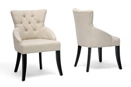 Halifax Beige Linen Dining Chair (Set of 2) Halifax Beige Linen Dining Chair (Set of 2), IEBH-63106compare Halifax Beige Linen Dining Chair (Set of 2), best price