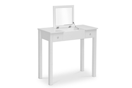 Baxton Studio White Wessex Vanity Table Baxton Studio White Wessex Vanity Table, Living Room Furniture