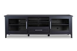 Baxton Studio Espresso TV Stand-One Drawer Baxton Studio Espresso TV Stand-One Drawer, Living Room Furniture