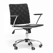 Baxton Studio Vittoria Black Leather Modern Office Chair Baxton Studio Vittoria Black Leather Modern Office Chair, IEALC-1866C-black-OC, compare Baxton Studio Vittoria Black Leather Modern Office Chair, best price on Baxton Studio Vittoria Black Leather Modern Office Chair, discount Baxton Studio Vittoria Black Leather Modern Office Chair, cheap Baxton Studio Vittoria Black Leather Modern Office Chair