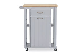 Baxton Studio Yonkers Contemporary Light Grey Kitchen Cart with Wood Top Baxton Studio Yonkers Contemporary Light Grey Kitchen Cart with Wood Top, RT311-OCC, compare Baxton Studio Yonkers Contemporary Light Grey Kitchen Cart with Wood Top, best price on Baxton Studio Yonkers Contemporary Light Grey Kitchen Cart with Wood Top, discount Baxton Studio Yonkers Contemporary Light Grey Kitchen Cart with Wood Top, cheap Baxton Studio Yonkers Contemporary Light Grey Kitchen Cart with Wood Top